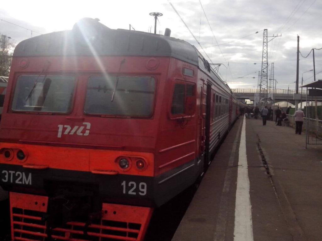 Подсчет пассажиров РЖД