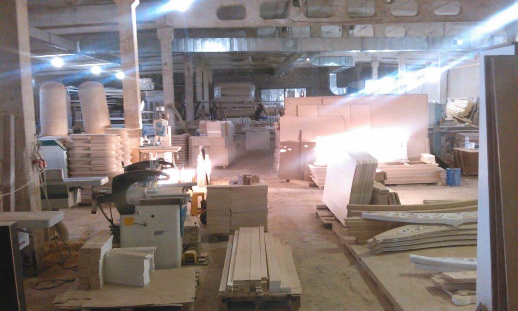Подсобные рабочие на мебельную фабрику